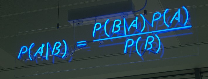 Statistiek á la Bayes